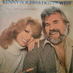 Kenny Rogers & Dottie West ‎– албум Every Time Two Fools Collide