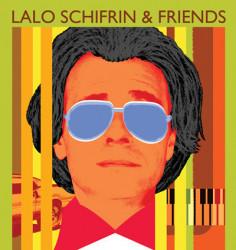 Lalo Schifrin – албум Lalo Schifrin & Friends (CD)