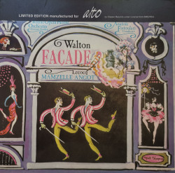 Lecocq, Royal Opera House Orchestra Covent Garden – албум Façade / Mamzelle Angot