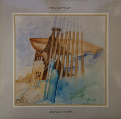 Lenny Mac Dowell – албум Balance Of Power