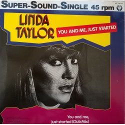 Linda Taylor ‎– сингъл You And Me Just Started