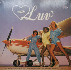 Luv – албум With Luv'