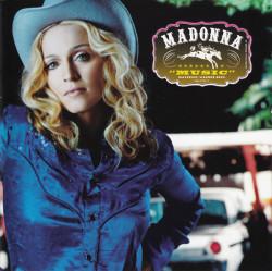 Madonna – албум Music (CD)
