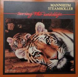 Mannheim Steamroller – албум Saving The Wildlife