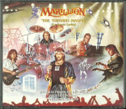 Marillion ‎– албум The Thieving Magpie = La Gazza Ladra (CD)