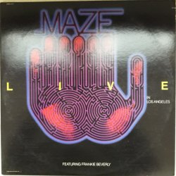 Maze Featuring Frankie Beverly – албум Live In Los Angeles