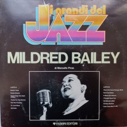 Mildred Bailey ‎– албум Mildred Bailey