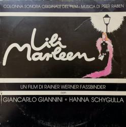 Peer Raben  – албум Lili Marleen - Colonna Sonora Originale Del Film