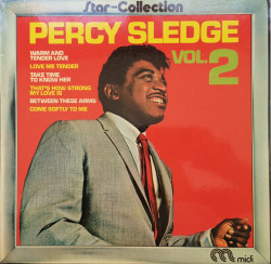 Percy Sledge – албум Star-Collection Vol. II