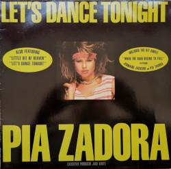 Pia Zadora – албум Let's Dance Tonight