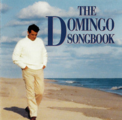 Placido Domingo – албум The Domingo Songbook (CD)