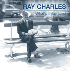 Ray Charles – албум What'd I Say (Live) (CD)