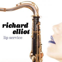 Richard Elliot – албум Lip Service (CD)