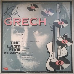 Rick Grech ‎– албум The Last Five Years