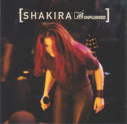 Shakira – албум MTV Unplugged (CD)