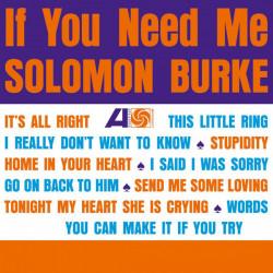 Solomon Burke – албум If You Need Me