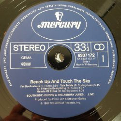 Southside Johnny And The Asbury Jukes – албум Live : Reach Up And Touch The Sky