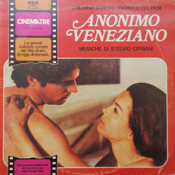 Stelvio Cipriani – албум Anonimo Veneziano (Colonna Sonora Originale Del Film)