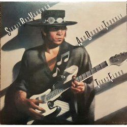 Stevie Ray Vaughan & Double Trouble ‎– албум Texas Flood