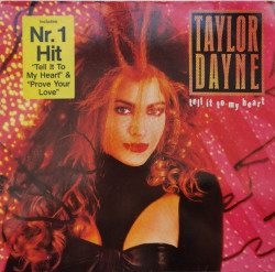Taylor Dayne – албум Tell It To My Heart