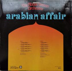 The Abdul Hassan Orchestra – албум Arabian Affair