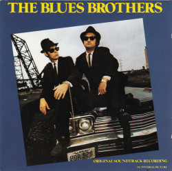 The Blues Brothers – албум The Blues Brothers (Original Soundtrack Recording) (CD)