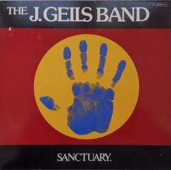 The J. Geils Band – албум Sanctuary.