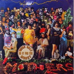 The Mothers Of Invention – албум We're Only In It For The Money