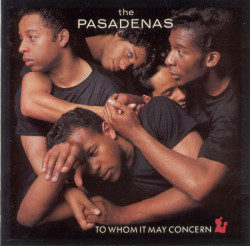 The Pasadenas ‎– албум To Whom It May Concern (CD)