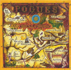 The Pogues ‎– албум Hell's Ditch (CD)