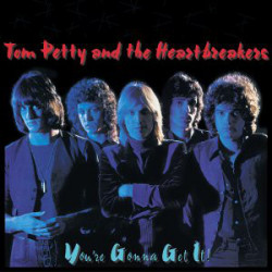 Tom Petty And The Heartbreakers ‎– албум You're Gonna Get It! (CD)