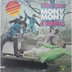 Tommy James And The Shondells ‎– албум Mony Mony