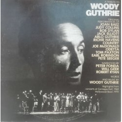 Various ‎– албум A Tribute To Woody Guthrie