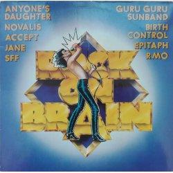 Various – албум Rock On Brain