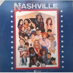 Various ‎– Nashville - албум Original Motion Picture Soundtrack