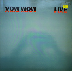 Vow Wow ‎– албум Live