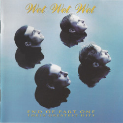 Wet Wet Wet ‎– албум End Of Part One - Their Greatest Hits (CD)
