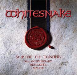 Whitesnake – албум Slip Of The Tongue