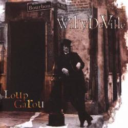 Willy DeVille – албум Loup Garou (CD)