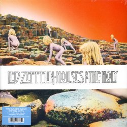 Led Zeppelin ‎– албум Houses Of The Holy