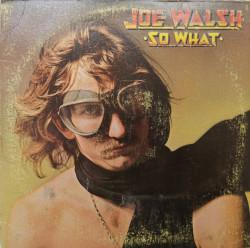 Joe Walsh – албум So What