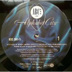 ABC – албум Alphabet City