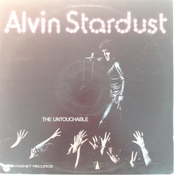 Alvin Stardust ‎– албум The Untouchable