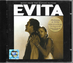 Andrew Lloyd Webber And Tim Rice – албум Evita (Music From The Motion Picture)