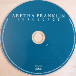 Aretha Franklin– албум Love Songs (CD)