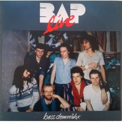 BAP – албум Live - Bess Demnähx