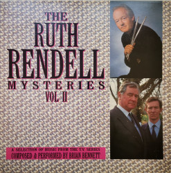 Brian Bennett ‎– албум The Ruth Rendell Mysteries Vol II