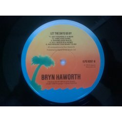 Bryn Haworth ‎– албум Let The Days Go By