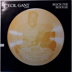 Cecil Gant ‎– албум Rock The Boogie