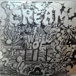 Cream – албум Wheels Of Fire